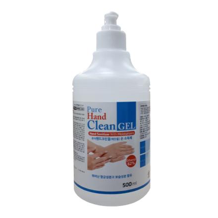 [성광제약] 퓨어핸드 크린겔(에탄올 62%) 손소독제 500ml