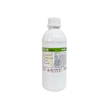 [케어팜] 소독용에탄올 (250ml, 83%, 50개단위주문)